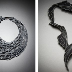 Material-smith : Necklace with Kate Cusack