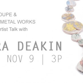 Artist Talk with Laura Deakin