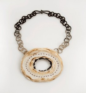 Jina Seo Faded Neckpiece