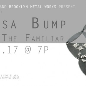 Artist Talk with Raïssa Bump