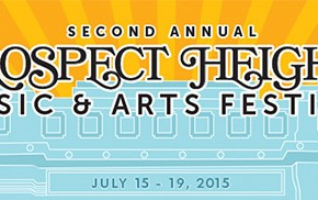 Second Annual Prospect Heights Music and Arts Festival
