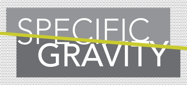SPECIFIC GRAVITY | a new online store