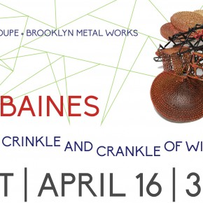 Robert Baines Artist Talk | Saturday April 16 3PM