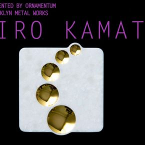 Artist Talk with Jiro Kamata
