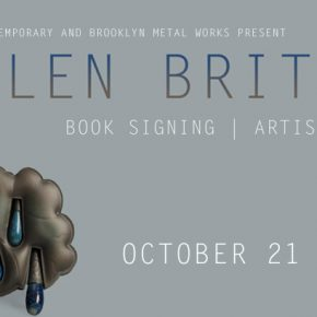 Helen Britton | Book Signing & Artist Talk