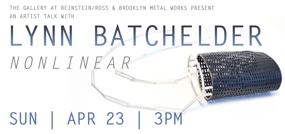 Artist Talk with Lynn Batchelder