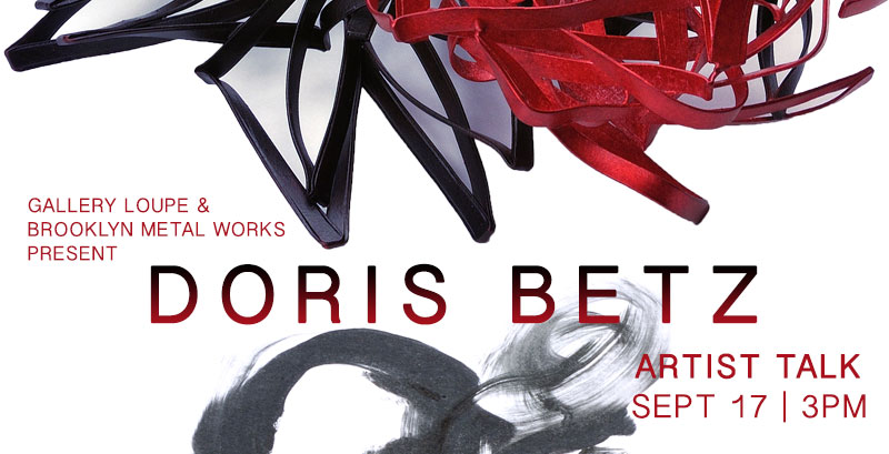 Doris Betz | Artist Talk