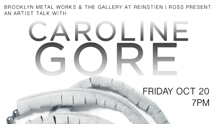 Dual/Duel | Artist Talk with Caroline Gore
