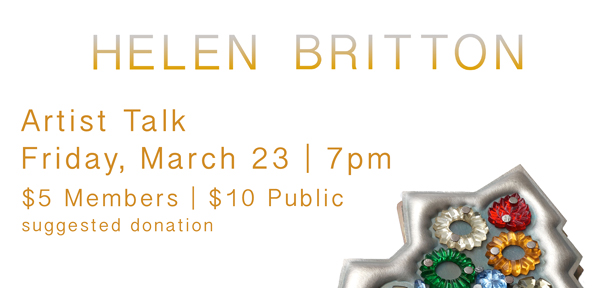Helen Britton | Artist Talk | Amazing