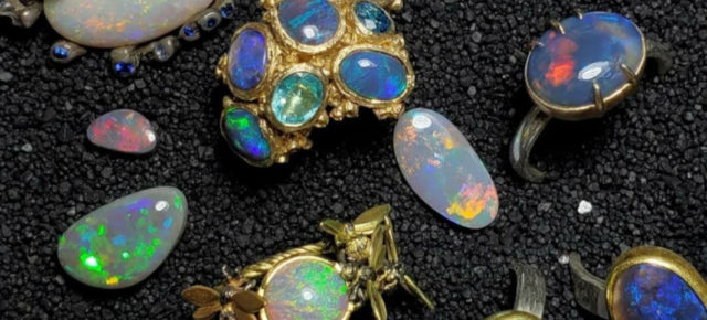 All About Opals with Loren Gurche